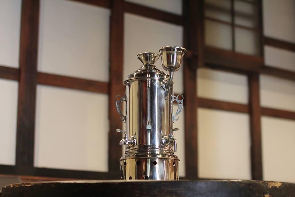 speedy hot sake maker
